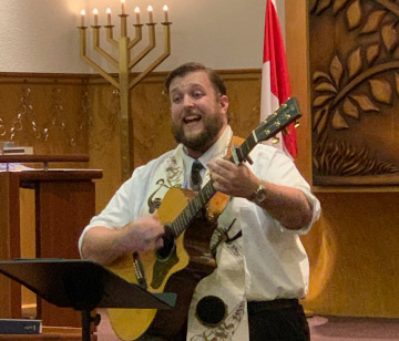 Jewish life happens in a variety of ways at Temple Israel.