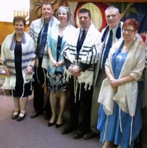 Adult B'nai Mitzvah
