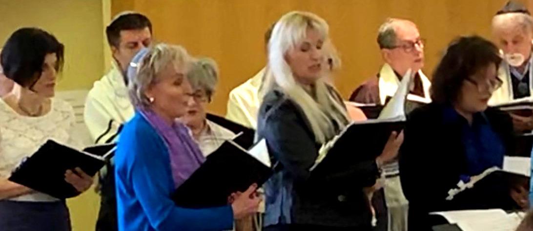 Members of our choir