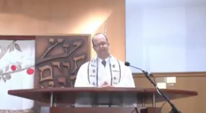 Rabbi Mikelberg's Rosh Hashanah Sermon