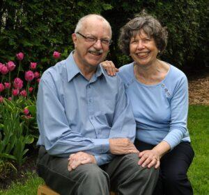 Margaret and David Delicate